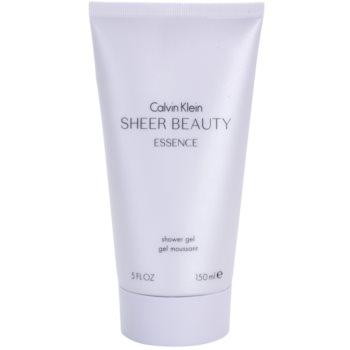 Calvin Klein Sheer Beauty Essence Shower Gel for Women 5.0 oz