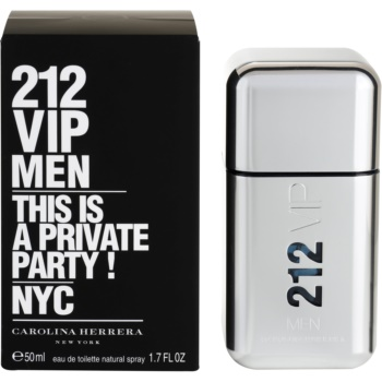 Carolina Herrera 212 VIP Men EDT for men 1.7 oz