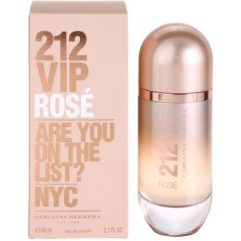 Carolina Herrera 212 VIP Rose EDP for Women 2.7 oz