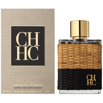 Carolina Herrera CH Men Central Park EDT for men 3.4 oz
