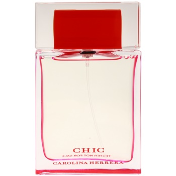 Carolina Herrera Chic EDP tester for Women 2.7 oz
