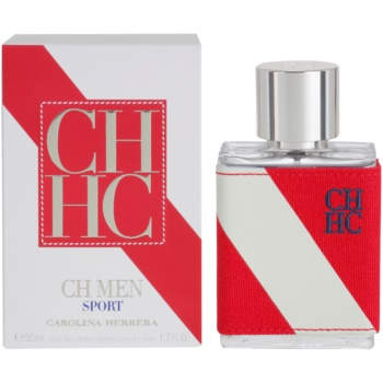 Carolina Herrera CH CH Men Sport EDT for men 1.7 oz