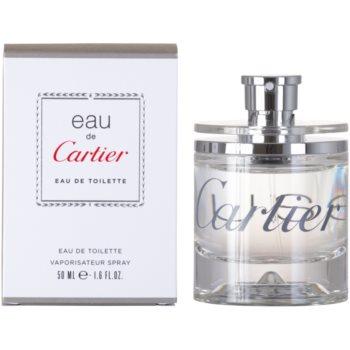 Cartier Eau de Cartier EDT unisex 1.7 oz