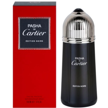 Cartier Pasha de Cartier Edition Noire EDT for men 5.0 oz