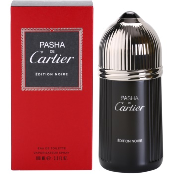 Cartier Pasha de Cartier Edition Noire EDT for men 3.4 oz