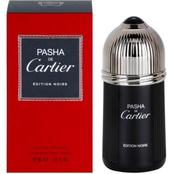 Cartier Pasha de Cartier Edition Noire EDT for men 1.7 oz