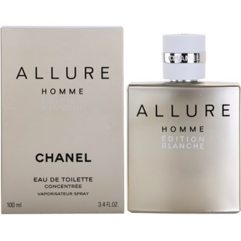 Chanel Allure Homme Edition Blanche EDT for men 3.4 oz