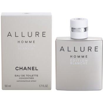 Chanel Allure Homme Edition Blanche EDT for men 1.7 oz