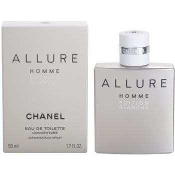 Chanel Allure Homme Edition Blanche EDT for men 1.7 oz