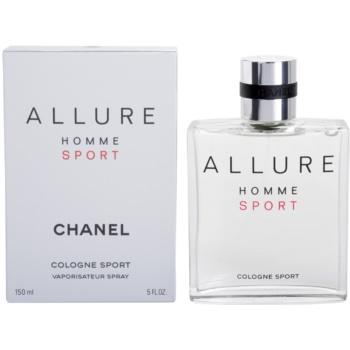 Chanel Allure Homme Sport Cologne EDC for men 5.0 oz