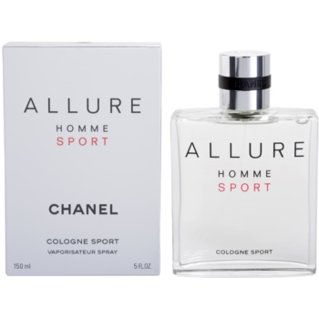 Chanel Allure Homme Sport Cologne EDC for men 5.0 oz