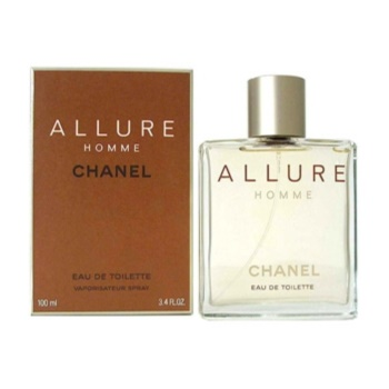 Chanel Allure Homme EDT for men 3.4 oz