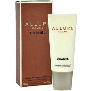 Chanel Allure Homme After Shave Balm for men 3.4 oz