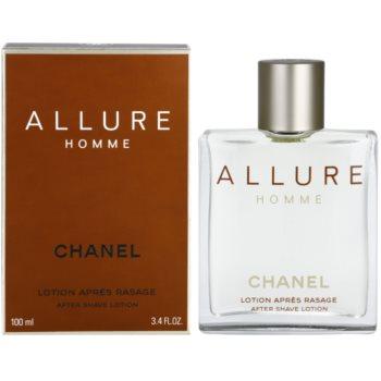 Chanel Allure Homme After Shave Splash for men 3.4 oz