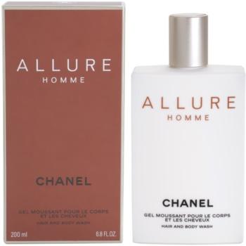 Chanel Allure Homme Shower Gel for men 6.7 oz