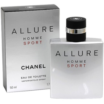 Chanel Allure Homme Sport EDT for men 1.7 oz