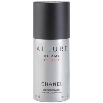 Chanel Allure Homme Sport Deo spray for men 3.4 oz