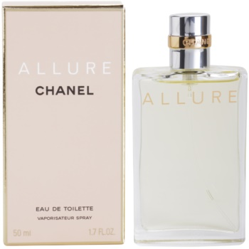 Chanel Allure EDT for Women 1.7 oz