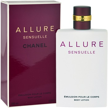 Chanel Allure Sensuelle Body Milk for Women 6.7 oz
