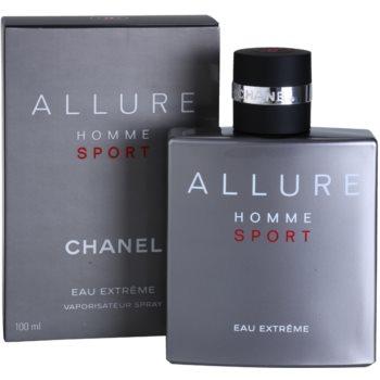 Chanel Allure Homme Sport Eau Extreme EDT for men 3.4 oz