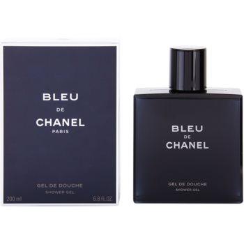 Chanel Bleu de Chanel Shower Gel for men 6.7 oz