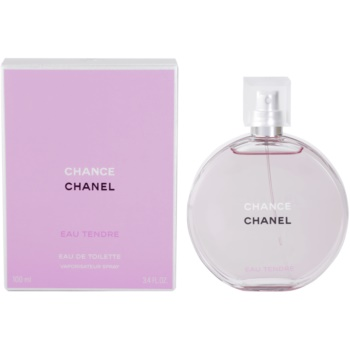 Chanel Chance Eau Tendre EDT for Women 3.4 oz