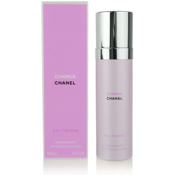 Chanel Chance Eau Tendre Deo spray for Women 3.4 oz