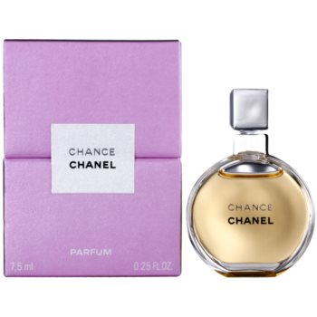 Chanel Chance Parfum Perfume for Women 0.25 oz Without Atomizer