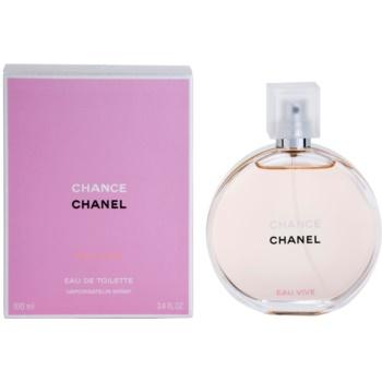 Chanel Chance Eau Vive EDT for Women 3.4 oz