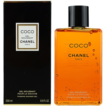 Chanel Coco Shower Gel for Women 6.7 oz