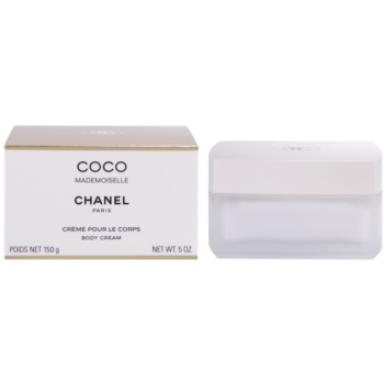 Chanel Coco Mademoiselle Body Cream for Women 5.3 oz