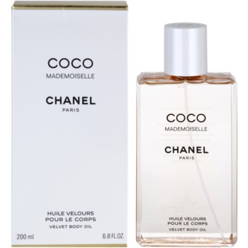 Chanel Coco Mademoiselle Body Oil for Women 6.7 oz