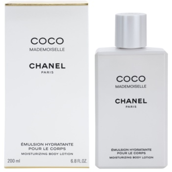 Chanel Coco Mademoiselle Body Milk for Women 6.7 oz