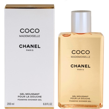 Chanel Coco Mademoiselle Shower Gel for Women 6.7 oz