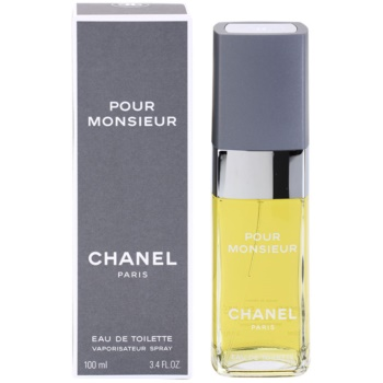 Chanel Pour Monsieur EDT for men 3.4 oz
