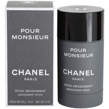Chanel Pour Monsieur Deostick for men 2.5 oz
