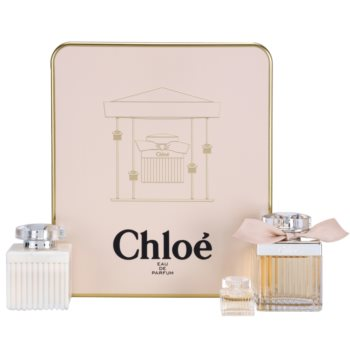 Chloe Chloe Gift Set I. EDP 2,5 oz + EDP 0,2 oz + Body Milk 3,4 oz