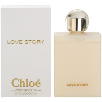 Chloe Love Story Body Milk for Women 6.7 oz