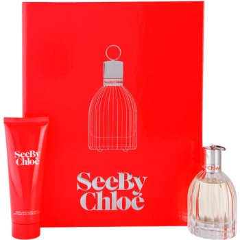 Chloe See by Chloe Gift Set II. EDP 1,7 oz + Body Milk 2,5 oz