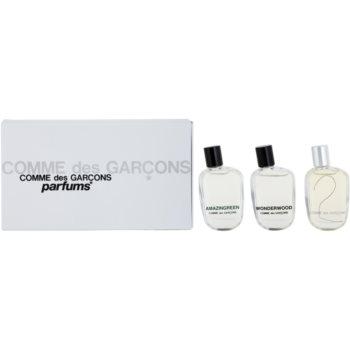 Comme Des Garcons Miniatures Collection Gift Set I. Eau De Parfum 0,3 oz + Eau De Parfum 0,3 oz + Eau De Parfum 0,3 oz