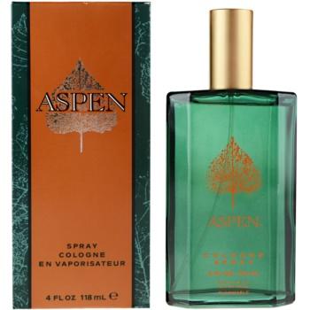 Coty Aspen EDC for men 4 oz