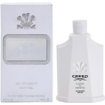 Creed Love in White Shower Gel for Women 6.7 oz