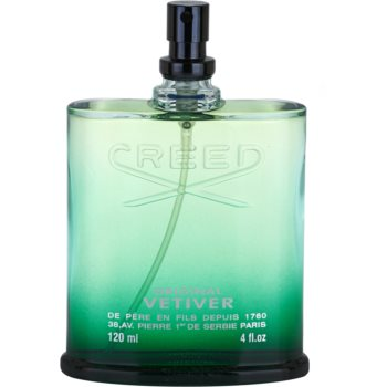 Creed Original Vetiver EDP tester for men 4.0 oz