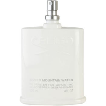 Creed Silver Mountain Water EDP tester for men 4.0 oz