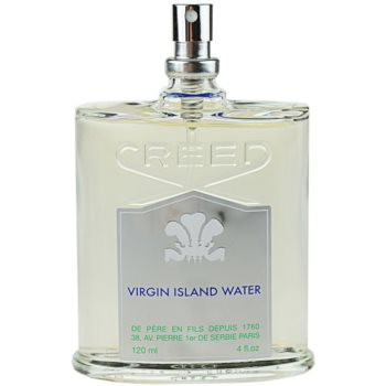 Creed Virgin Island Water EDP tester unisex 4.0 oz