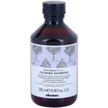 Davines Naturaltech Calming Superactive Soothing Shampoo For Sensitive Scalp  8.5 Oz