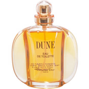 Christian Dior Dior Dune EDT tester for Women 3.4 oz