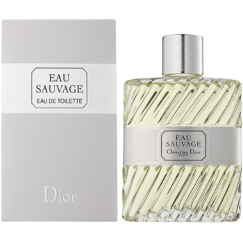 Christian Dior Dior Eau Sauvage EDT for men 6.7 oz Without Atomizer