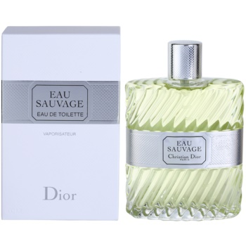 Christian Dior Dior Eau Sauvage EDT for men 3.4 oz