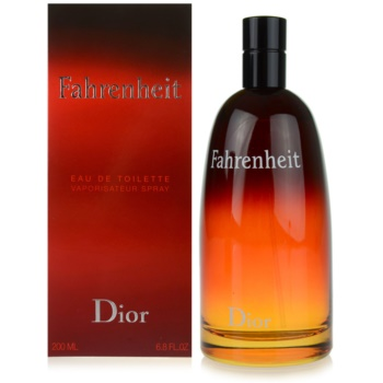 Christian Dior Dior Fahrenheit EDT for men 6.7 oz